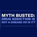 is drug addiction a disease